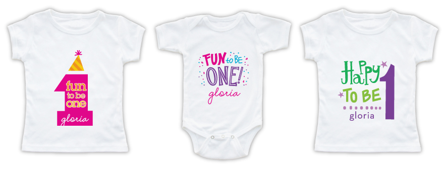 Shirts And 1st Birthday Onesies As Adorable Gifts That Will One Day Become Treasured Baby Keepsakes Even Gift A Coordinating Big Sister Tshirt For