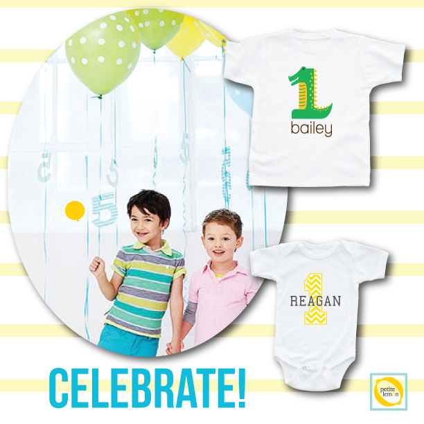 Parents Magazine Recently Offered Some Super Balloon Decor Ideas And We Paired Them With Our 1st Personalized Numbered Birthday Shirts Balloons