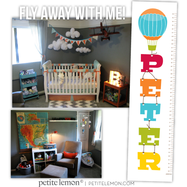 Boys rooms can be as fun to decorate as girls rooms- We PROMISE! We turned to Project Nursery for some new décor inspirations and we think you'll be in love with these rooms as much as we are.