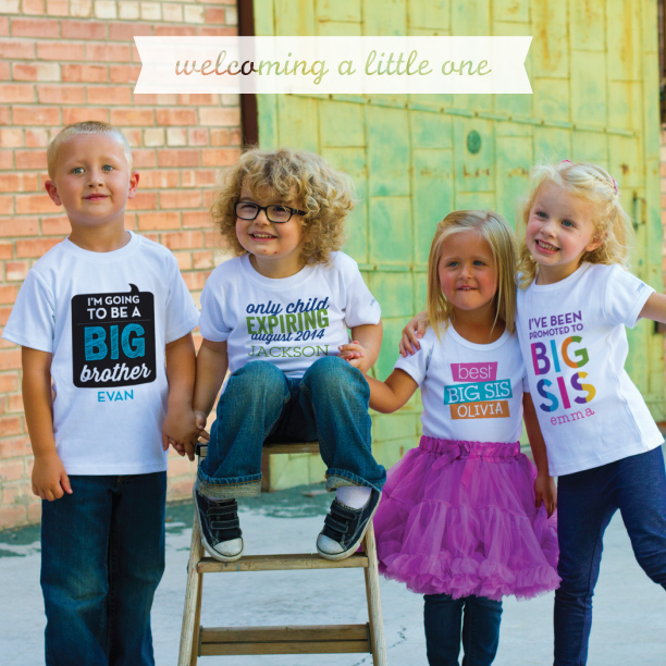 Welcoming_Little_One_Personalized_Tshirts