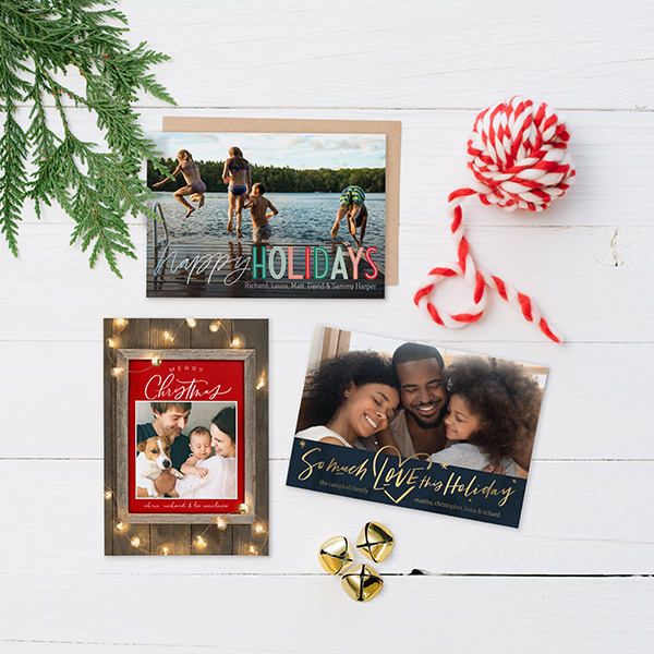 christmas feature cards